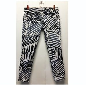 Express |'Stella' Ankle Regular Low Rise Jeans EUC